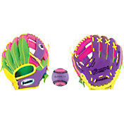 "Franklin 9.5"" T-Ball Recreational Glove w/ Ball"