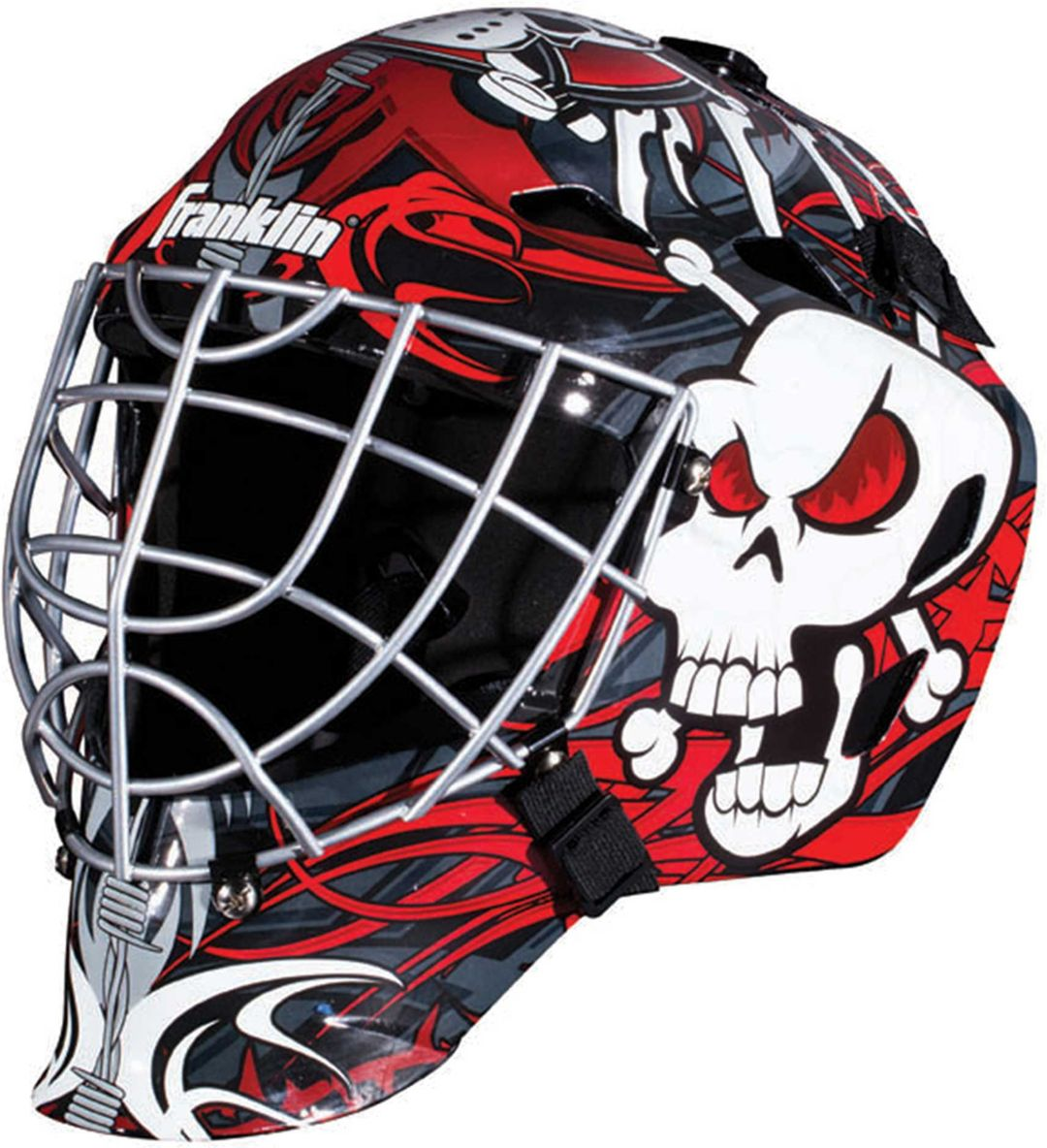 Franklin Junior Reaper Street Hockey Goalie Mask Dick S Sporting Goods