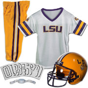 Franklin LSU Tigers Deluxe Uniform Set