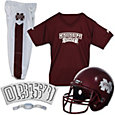 Franklin Mississippi State Bulldogs Youth Deluxe Uniform Set