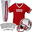 Franklin Nebraska Huskers Deluxe Uniform Set