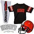 Franklin Cleveland Browns Deluxe Uniform Set