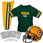 Franklin Green Bay Packers Deluxe Uniform Set