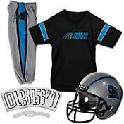 Franklin Carolina Panthers Youth Deluxe Uniform Set