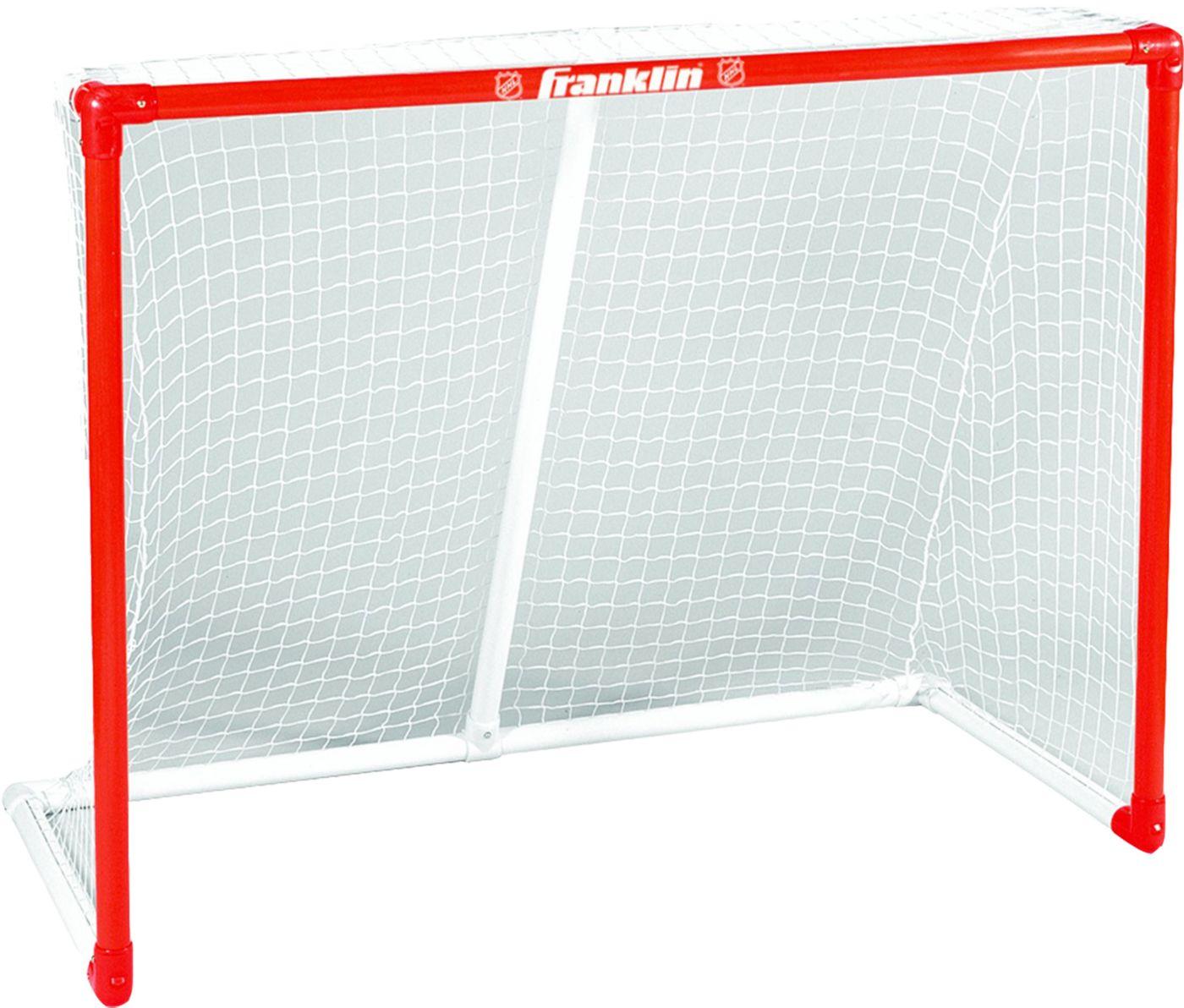 "Franklin NHL 54"" Innernet PVC Street Hockey Goal"