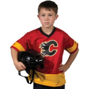 Franklin Calgary Flames Uniform Set