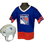 Franklin New York Rangers Uniform Set