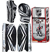 Street Hockey Goalie Pads & Equipment