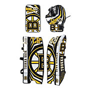 Franklin Junior Tuukka Rask Street Hockey Goalie Pad Set