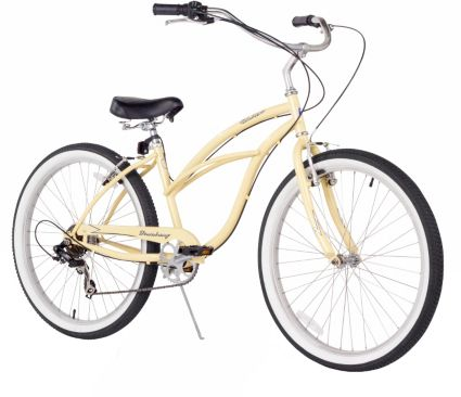 Firmstrong Women S Urban Lady Seven Sd Beach Cruiser Bike