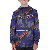 Flow Society Boys' Bubble Camo Windbreaker Jacket