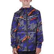 Flow Society Boys' Bubble Camo Windbreaker Jacket