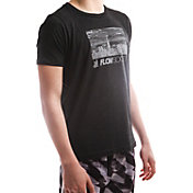 Flow Society Boys' NYC Skyline Graphic Basketball T-Shirt
