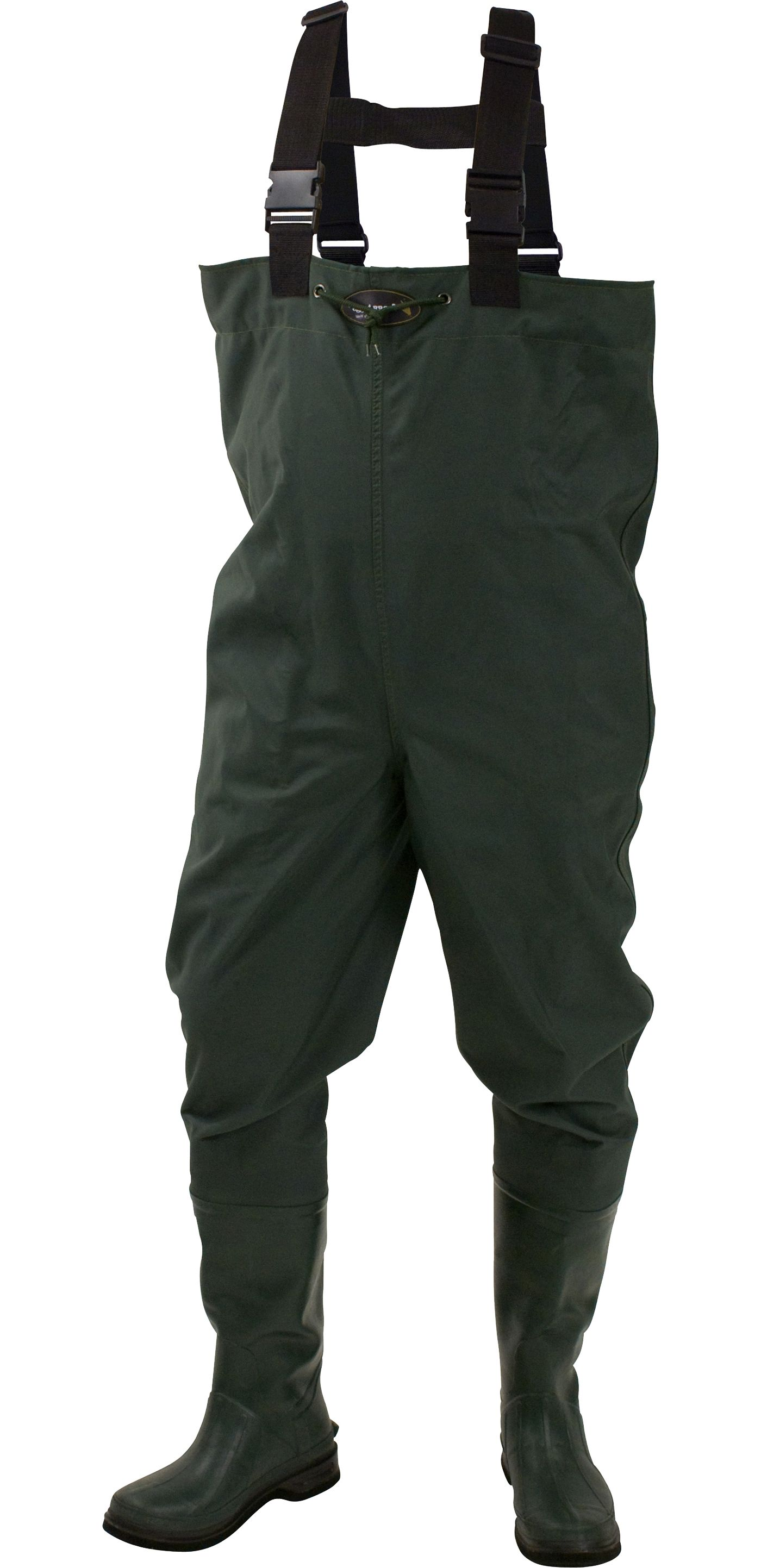 frogg toggs Cascades Poly/Rubber Chest Waders