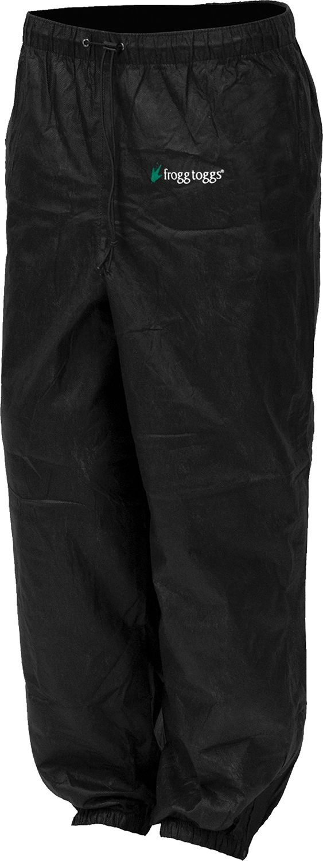 frogg toggs Men's Classic Pro Action Pants, Size: Medium, Black thumbnail
