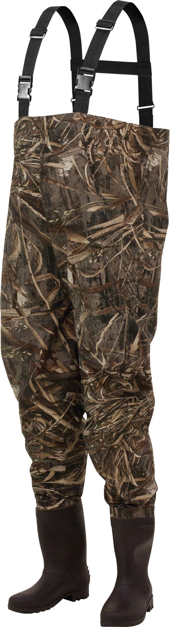 frogg toggs Rana II Camouflage Chest Waders, Men's, Size: 10, Max-5