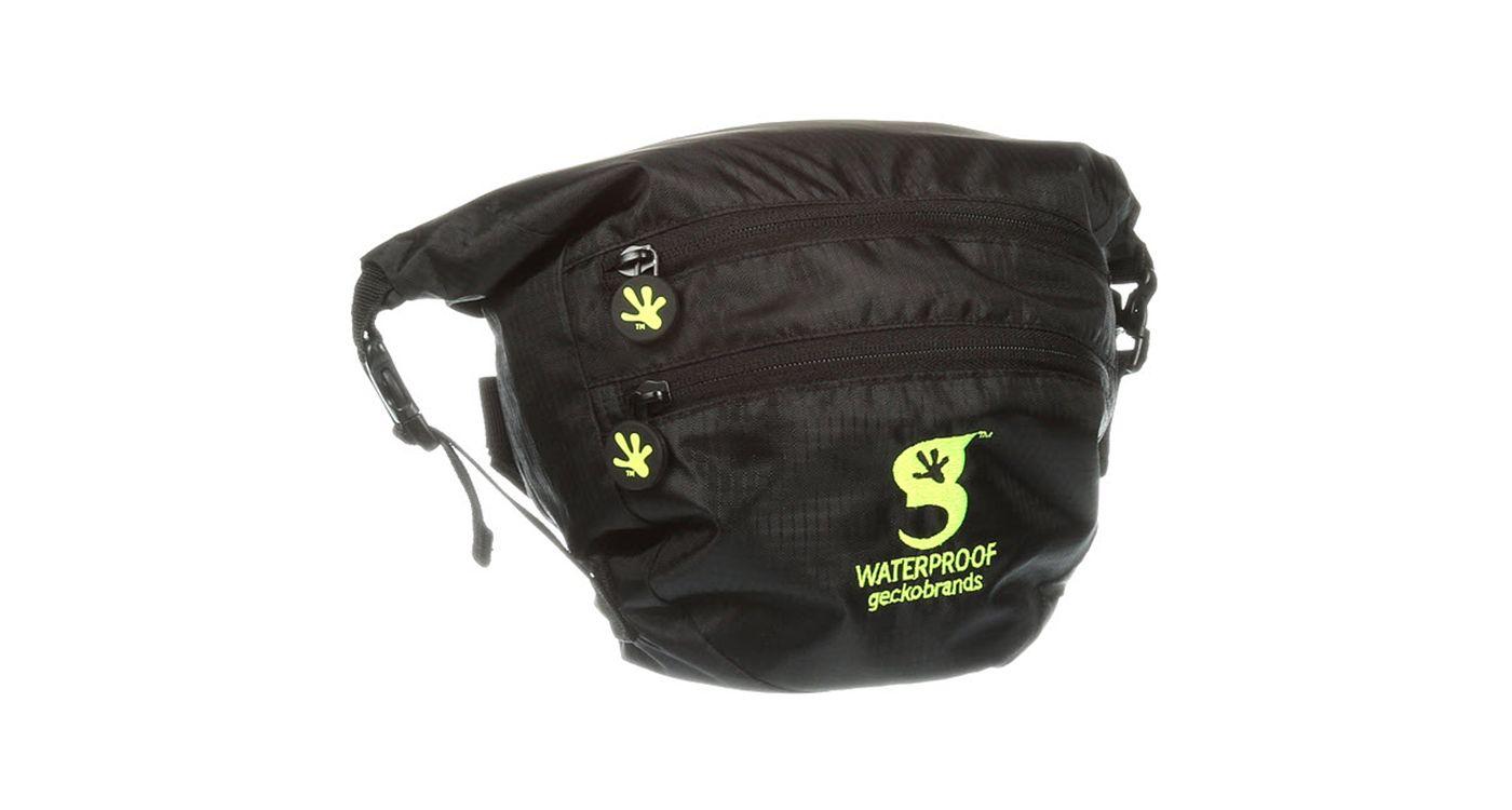 geckobrands Waterproof Lightweight Waist Pack