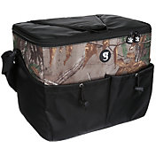 geckobrands Premium Large RealTree 24 Can Cooler