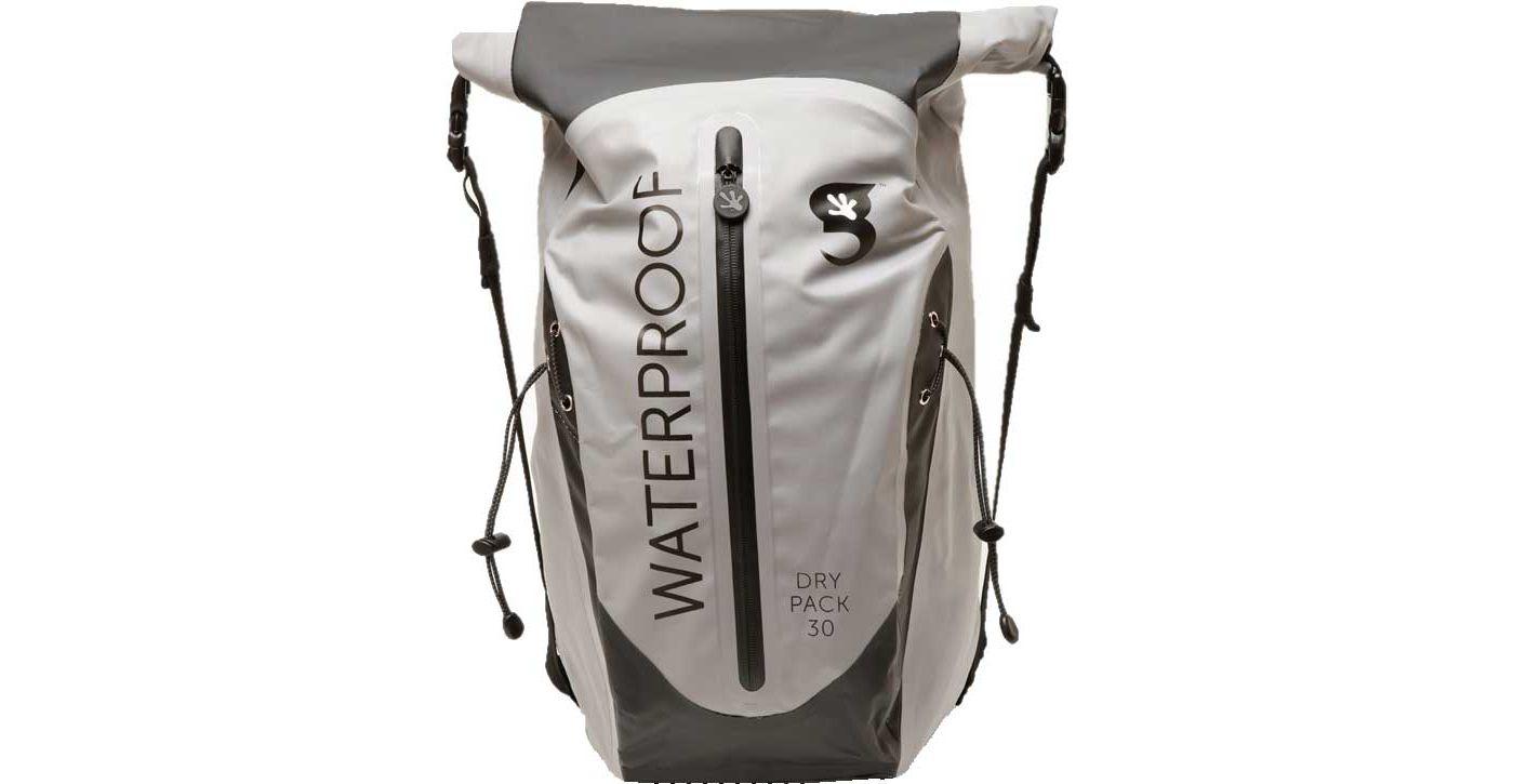 geckobrands Waterproof 30L Backpack