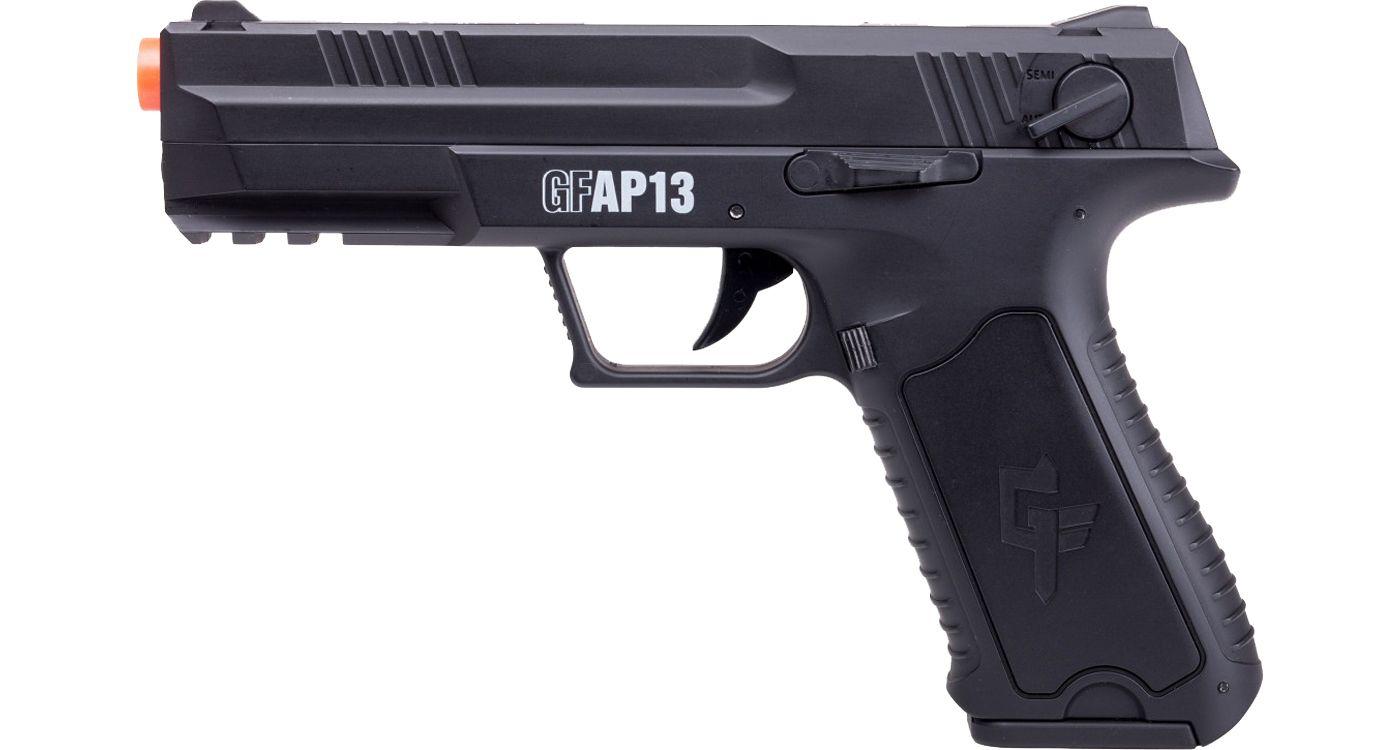 Game Face GFAP13 AEG Airsoft Gun - Black
