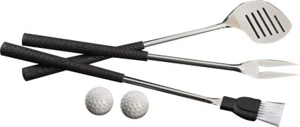 Golf Gifts & Gallery Barbecue Set