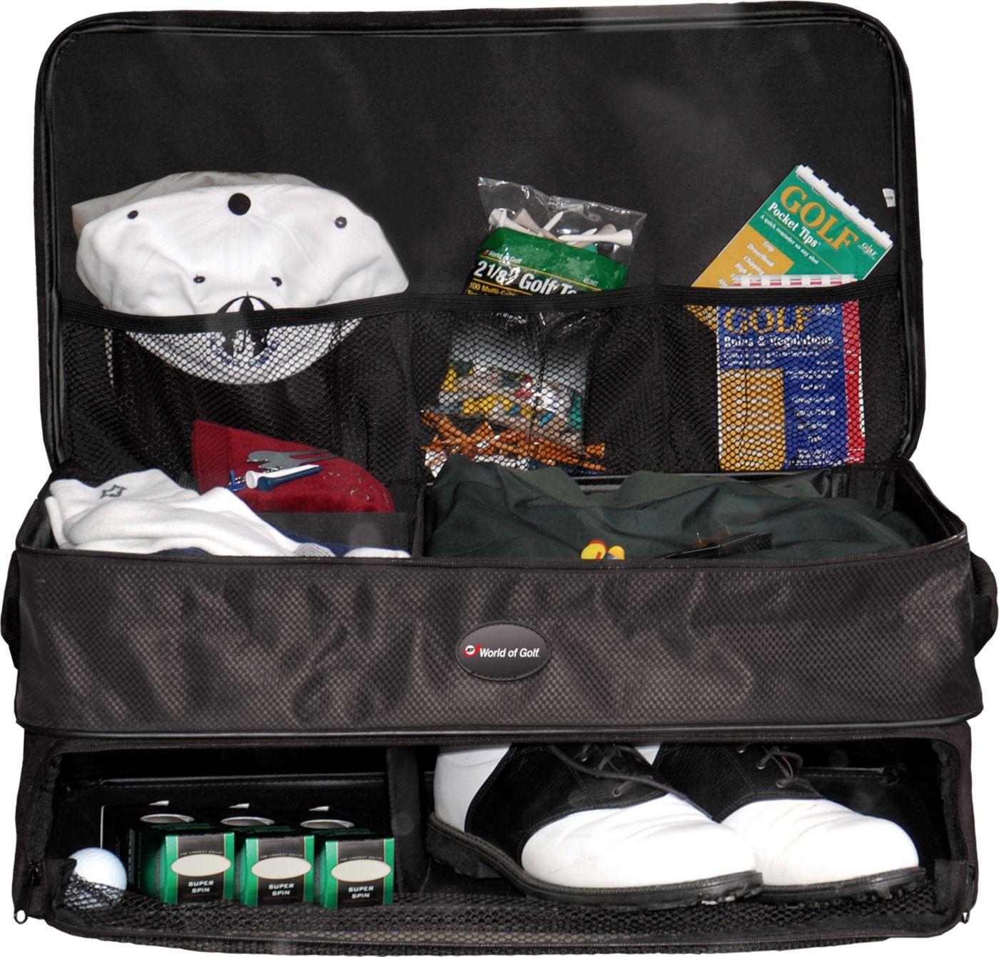 Golf Gifts & Gallery Trunk Organizer