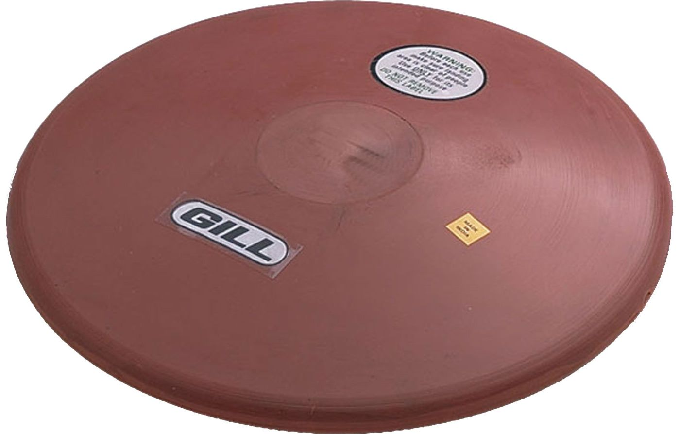 Gill 2K Indoor Rubber Discus
