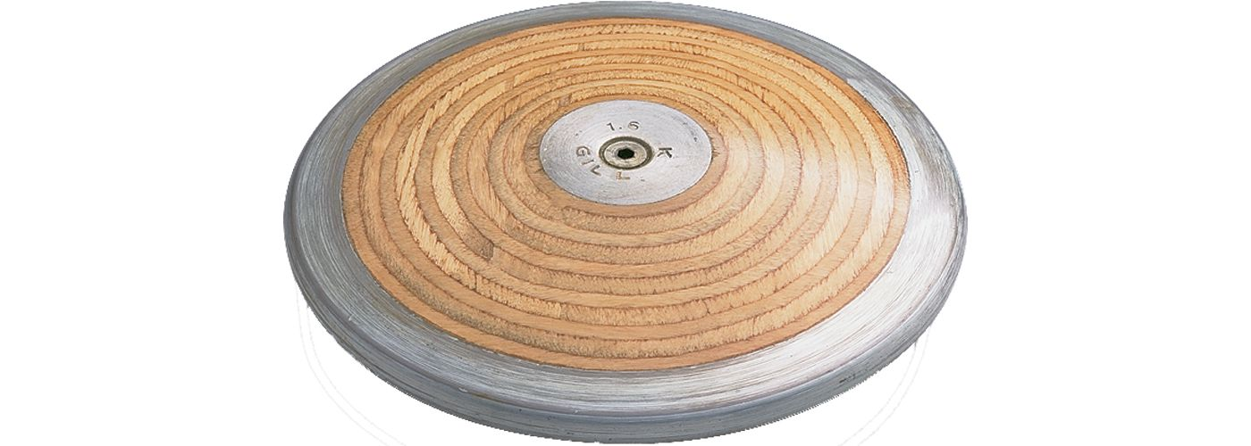 Gill Competitor 1.75K Wood Discus