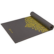 Gaiam 5mm Citron Sundial Yoga Mat