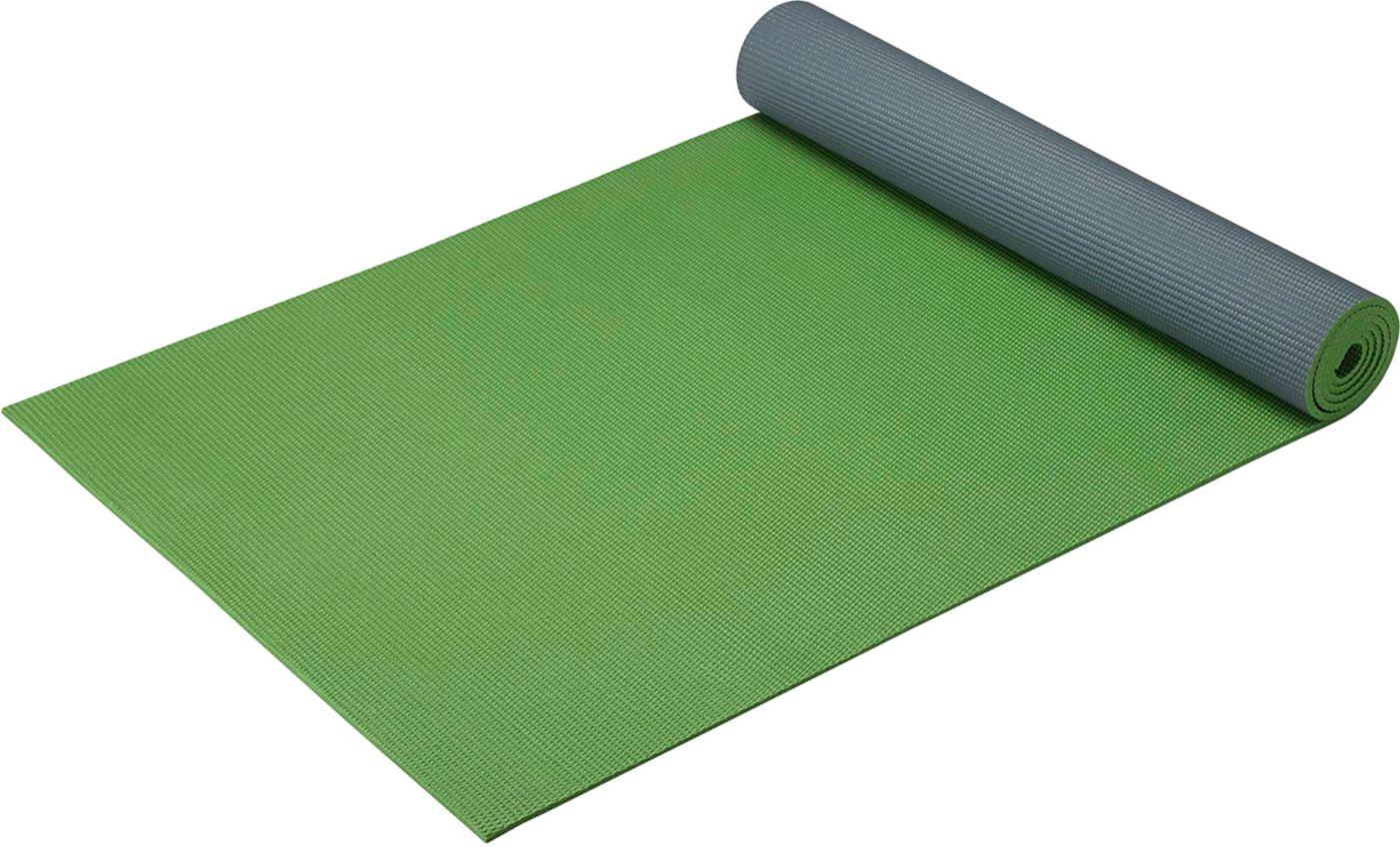 Gaiam 5mm Honeydew Premium Yoga Mat