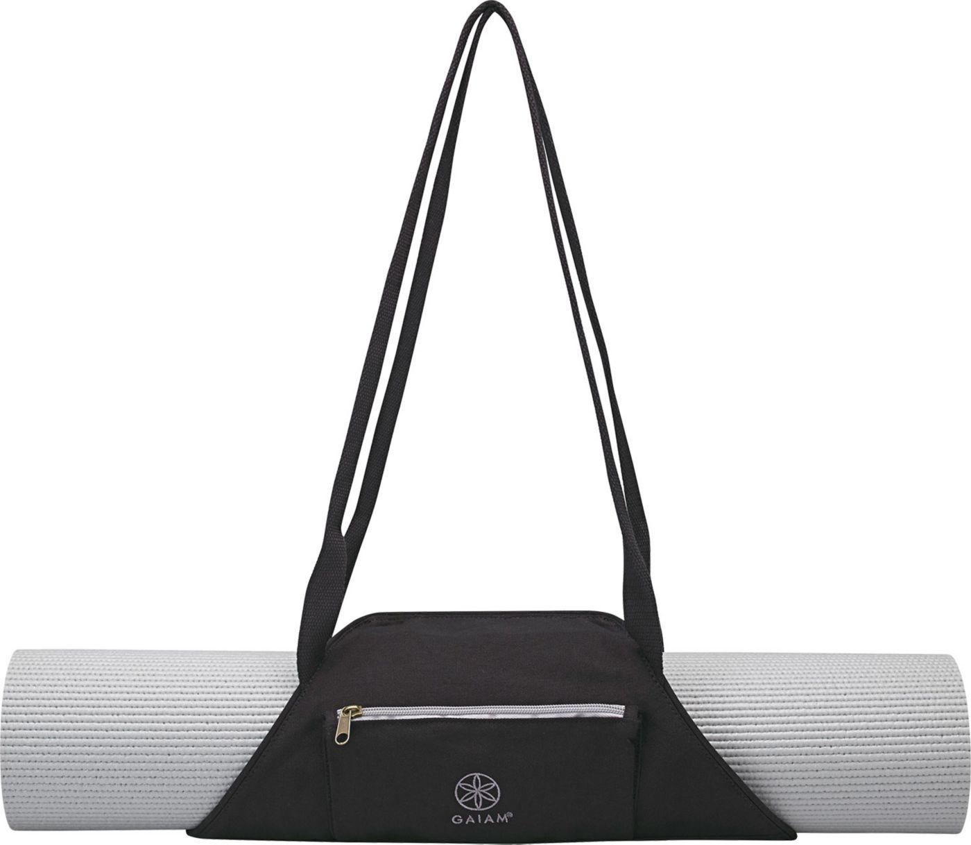 Gaiam On-the-Go Yoga Mat Bag