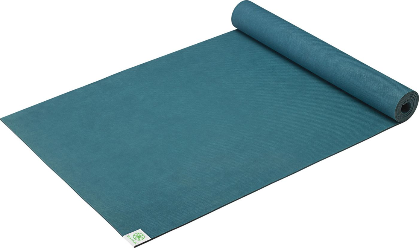 Gaiam Power Grip 5mm Yoga Mat