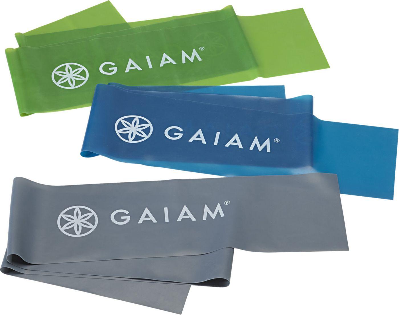 Gaiam Strength & Flexibility Bands