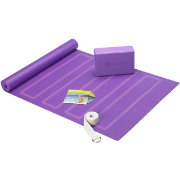 Gaiam Beginner's Yoga Experience Kit