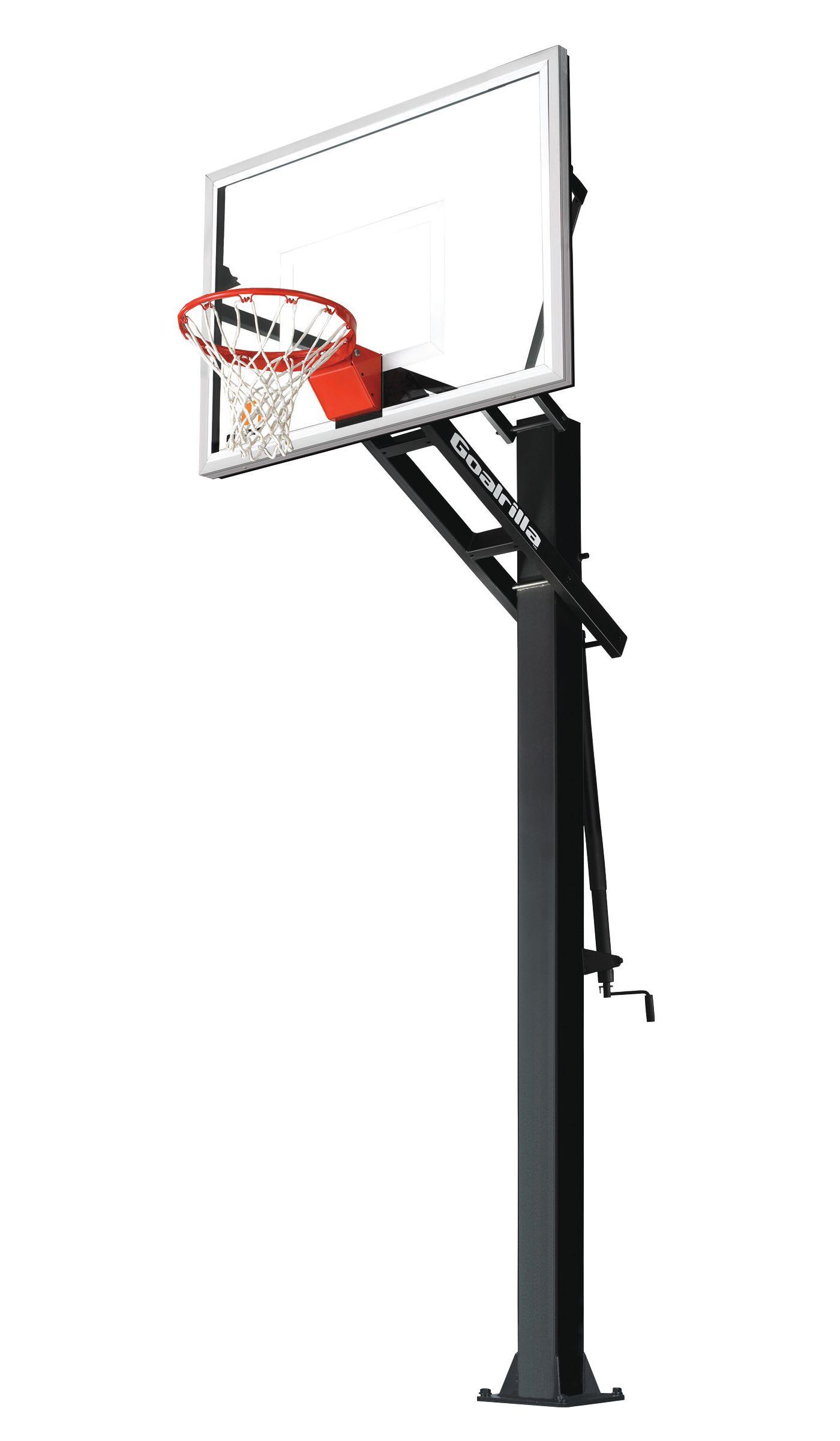 Goalrilla 54'' In-Ground Basketball Hoop