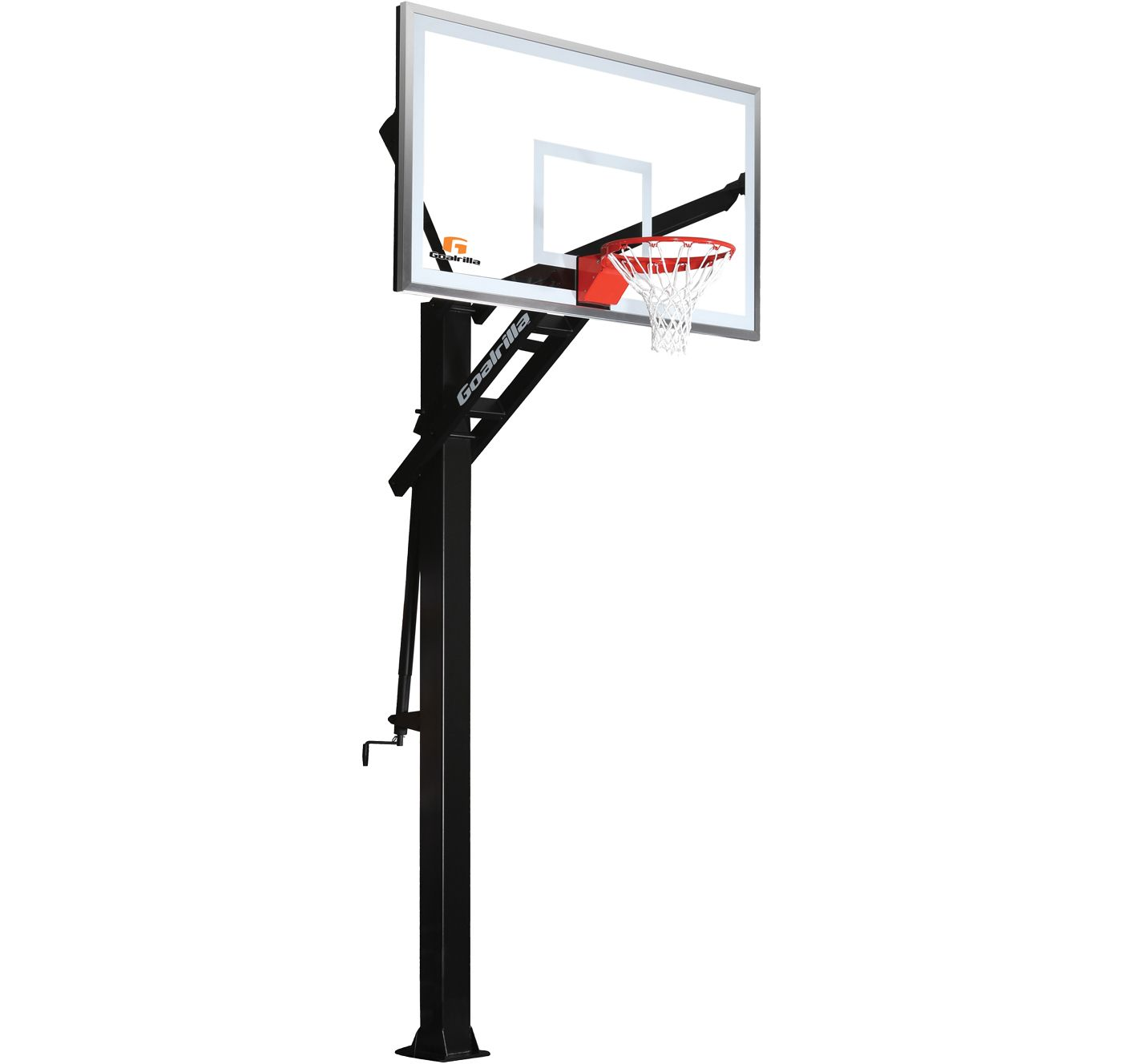 Goalrilla 72'' In-Ground Basketball Hoop