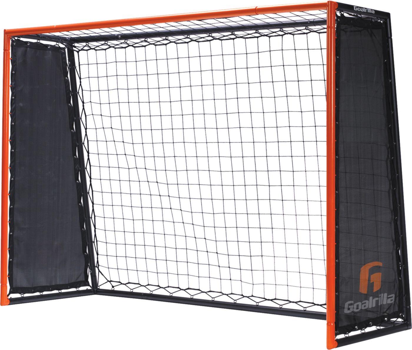 Goalrilla 5' x 7' Dual-Rebound Striker Soccer Trainer