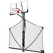 "Goaliath 60"" In-Ground Basketball Hoop with Yard Defender"