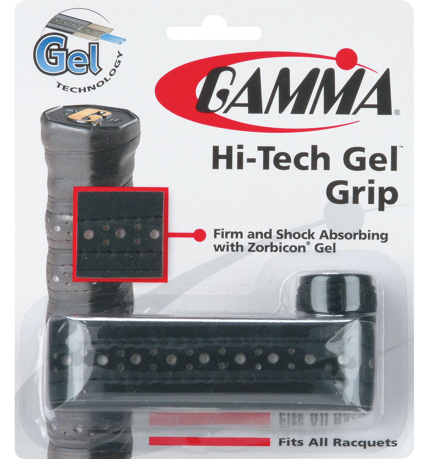 Gamma Hi Tech Replacement Racquet Grip