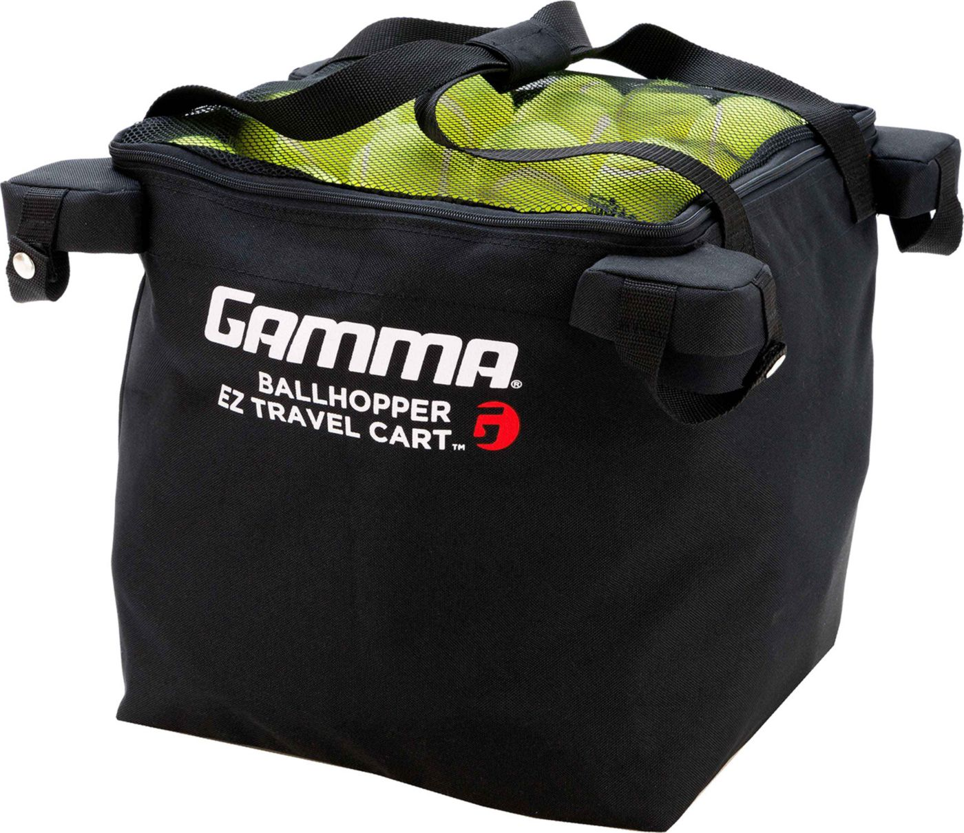GAMMA Ballhopper EZ Travel Cart Bag