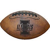 Illinois Fighting Illini Throwback Mini Football