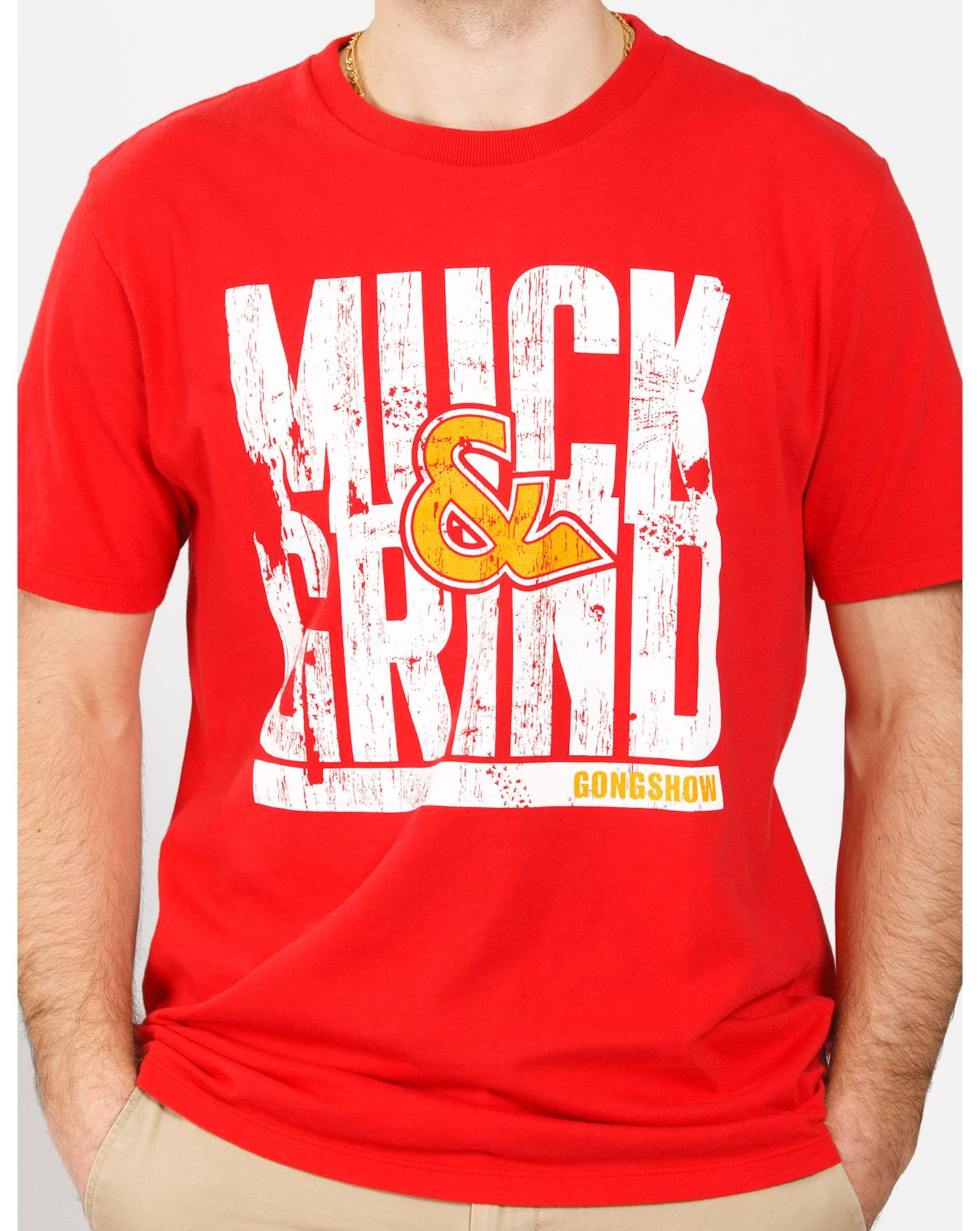 Gongshow Men's Get Mucking T-Shirt