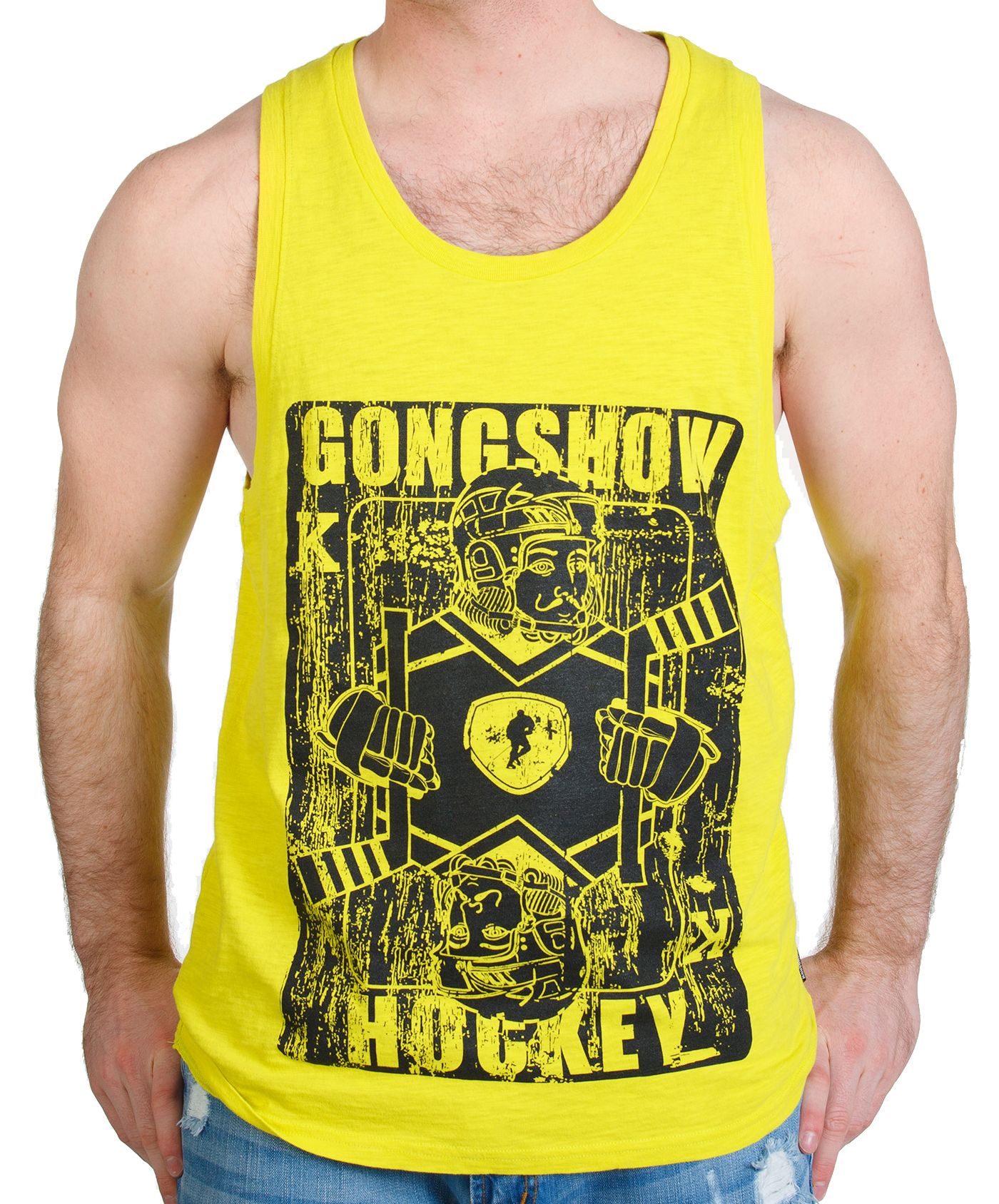 Gongshow Men's On The Throne Tank Top