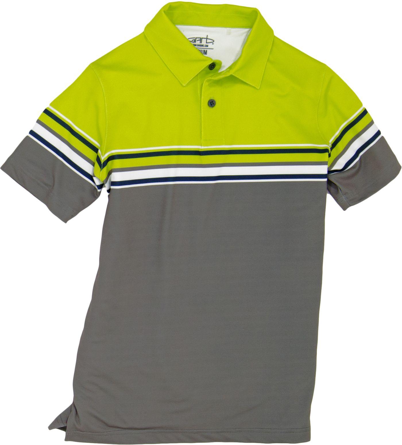 Garb Boys' Luke Golf Polo