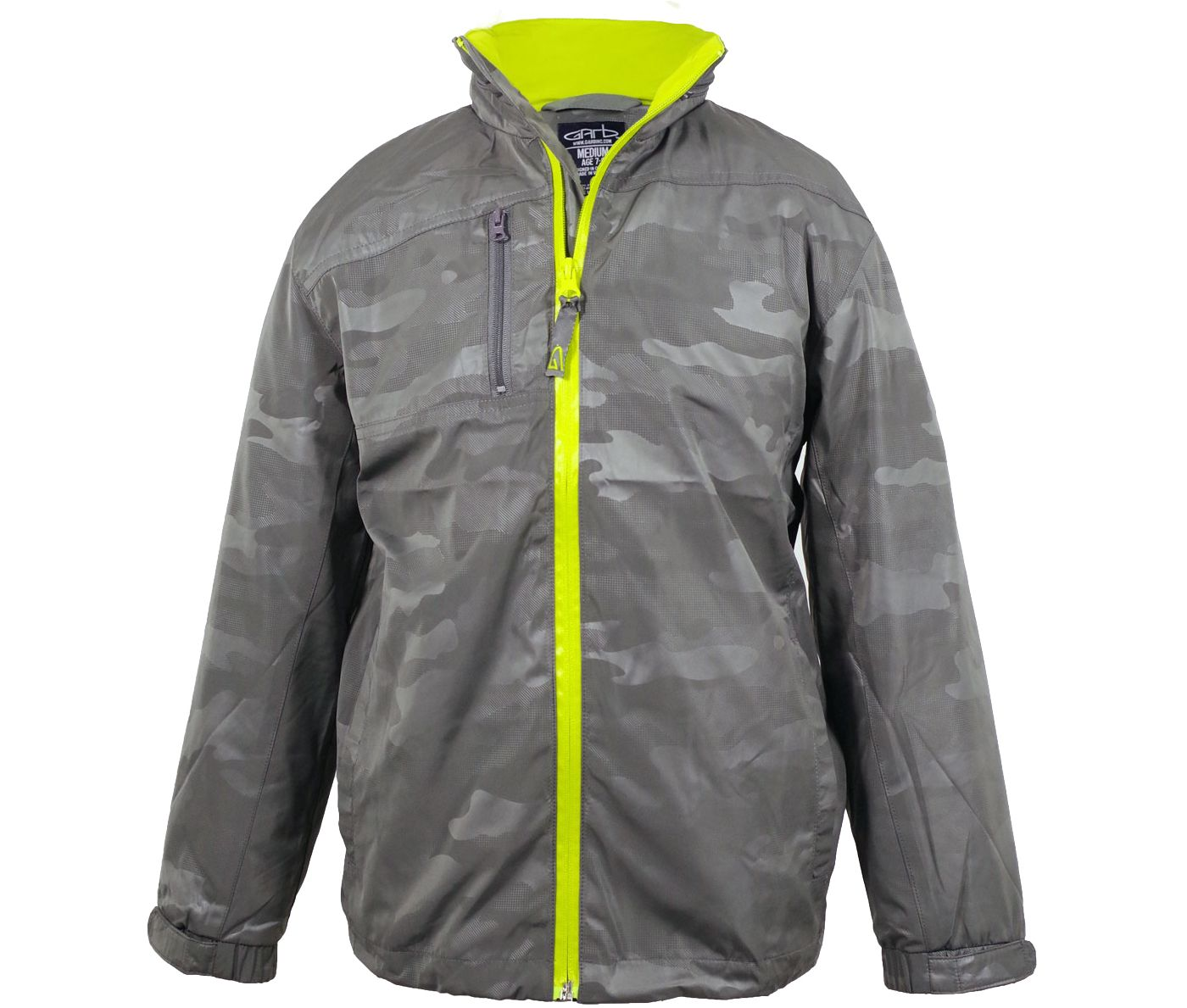 Garb Boys' Whitten Golf Rain Jacket