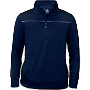 Garb Boys' Axel Quarter-Zip Golf Pullover
