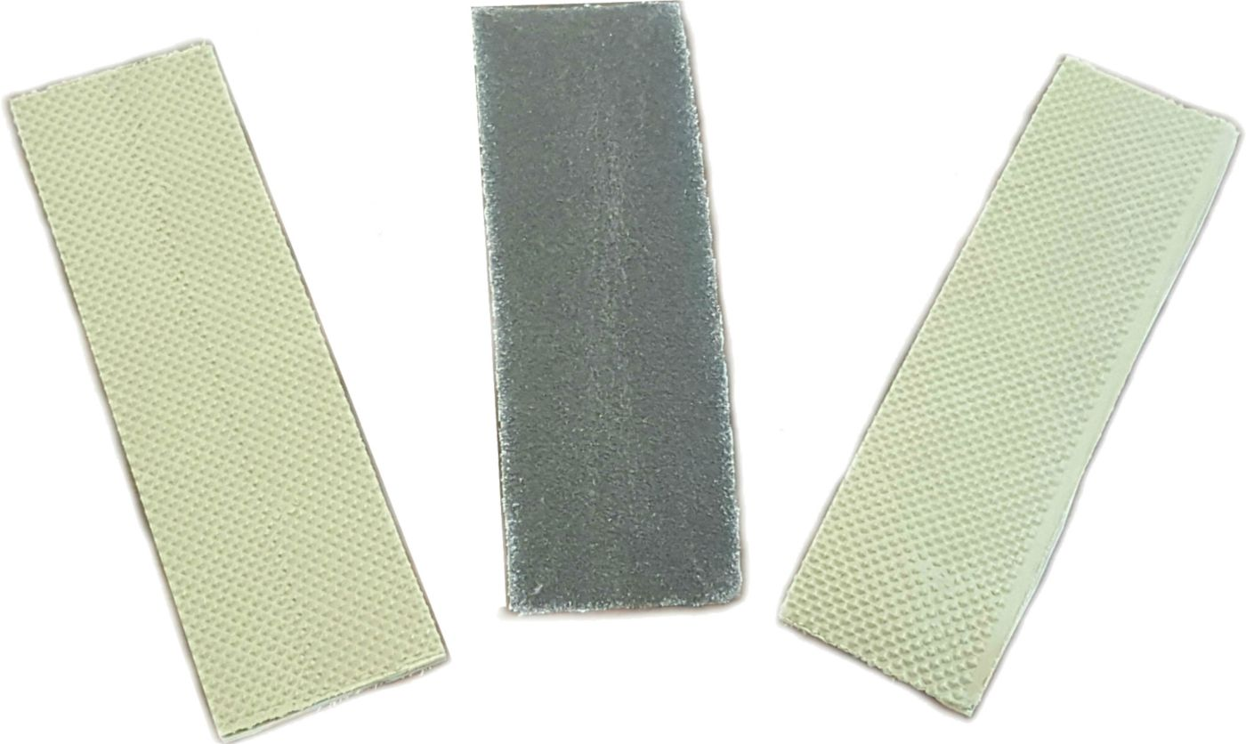 Graddige Cricket Bat Rubber Toe Guard Kit