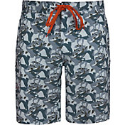 Grundéns Men's Fish Head Board Shorts