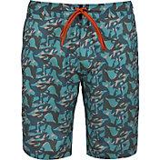 Grundéns Men's Fish Head Board Shorts