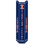 Goalsetter Illinois Fighting Illini Basketball Pole Pad
